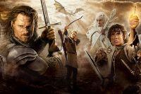 Постер к трилогии «Властелин колец»