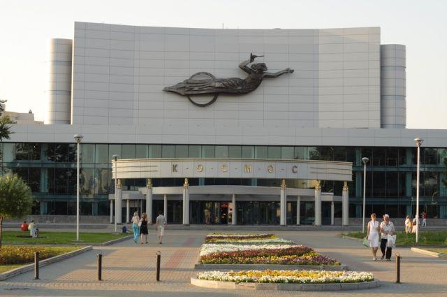 Выставка идей развития Плотинки в Екатеринбурге переехала в ККТ «Космос»