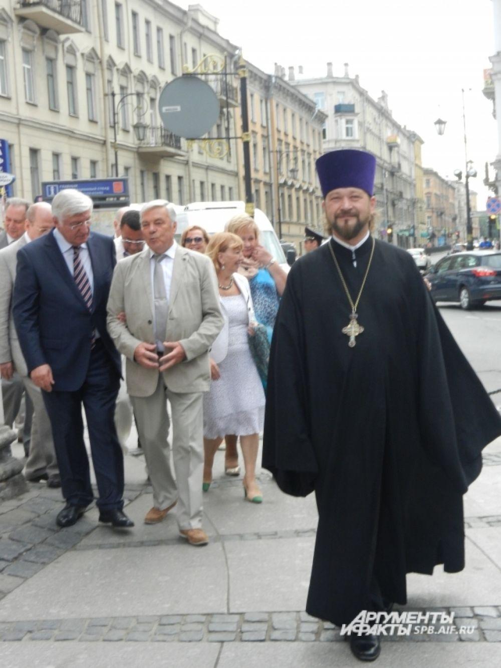 Протоиерей Александр Румянцев: «В храме рады всем!»