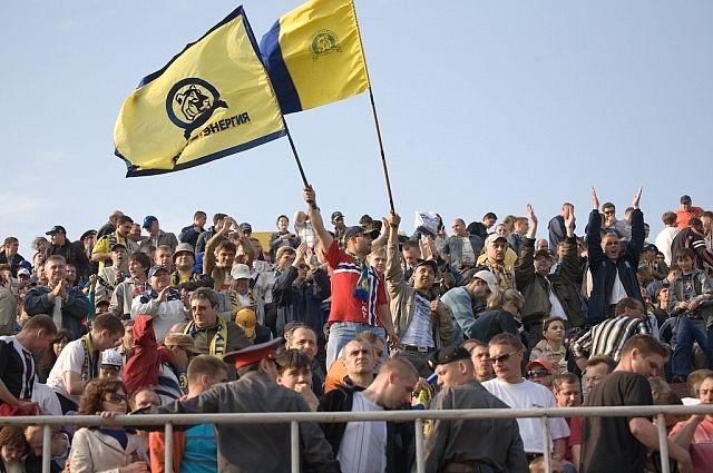 При такой поддержке болельщиков, летом 2007 года, «Луч» обыграл ЦСКА со счётом 4:0.