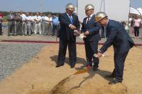 В Могилёве состоялось торжественное открытие начала строительства.