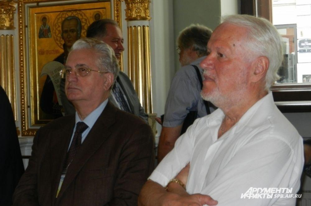 Директор Эрмитажа Михаил Пиотровский много сделал для продвижения российской истории