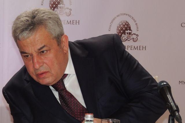 Вице-губернатор Санкт-Петербурга Василий Кичеджи посетит Омск.