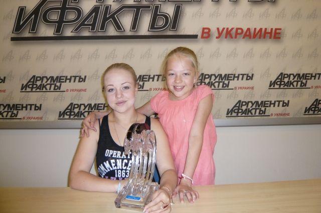 Виктория и Анастасия Петрик