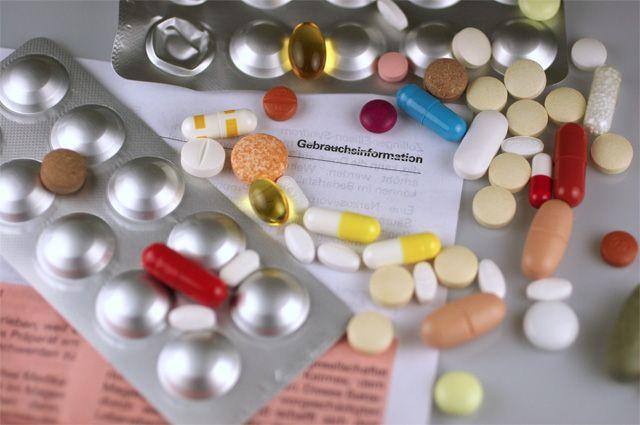 Медикаменты становятся причиной отравления уральцев