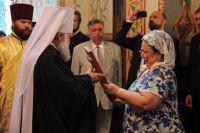 Княгиня Мария Романова посетила достопримечательности города и области.