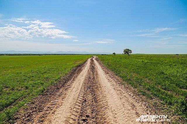 Бесплатный надел земли - мечта для многих приморцев.