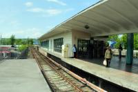 Станция метро «Гидропарк» в Киеве