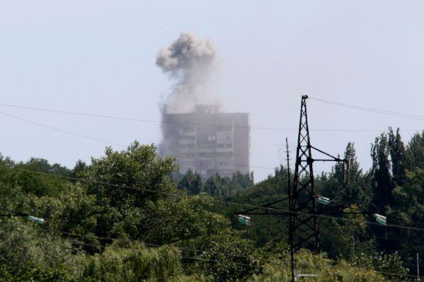 Спецслужбы США заявили о том, что украинские силовики применяют в районах, контролируемых ополчением, баллистические ракеты малой дальности.