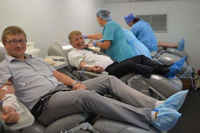 2 августа на Южном Урале пройдет «Суббота донора»