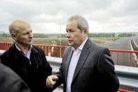 Глава региона дал задание ускорить строительство дороги Пермь-Екатеринбург.