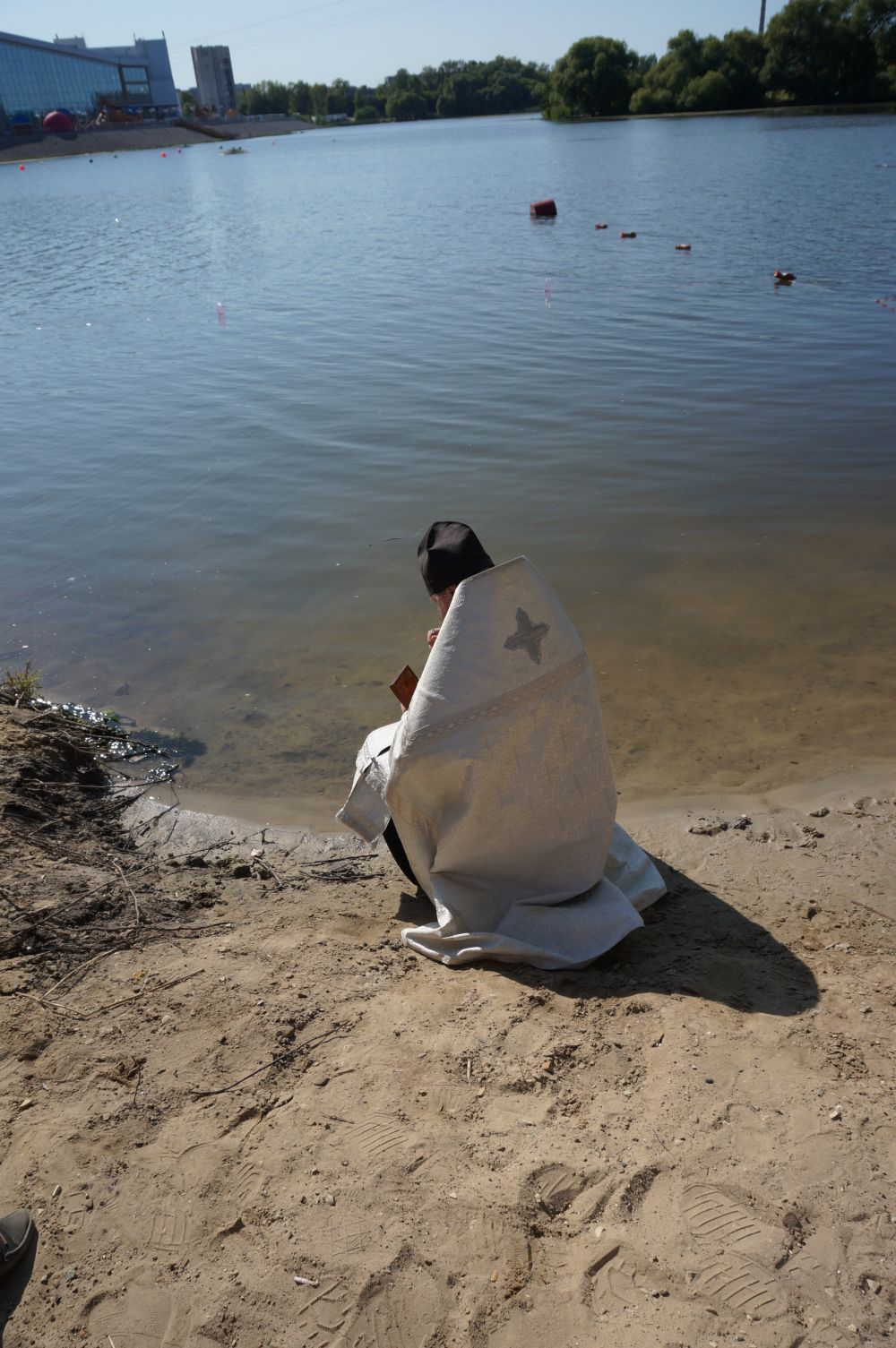 Молитва над рекой