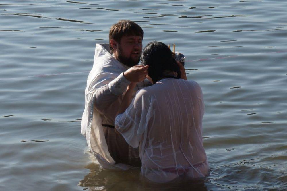 Святые минуты обретения веры