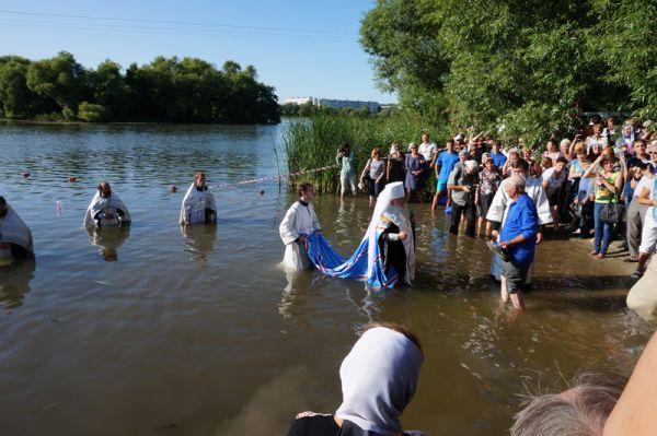Крестимся со всем своим имуществом