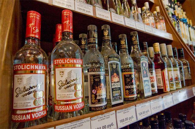 Во время праздования Дня города алкоголь продавать не будут.