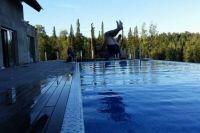 Такой бассейн единственный в Таштагольском районе.