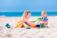 На мертвое море с ребенком. Правила поведения на мертвом море