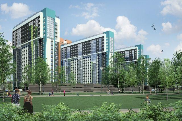 ЖК «Шуваловский» будет отличаться высоким качеством строительства.