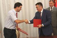 Соглашение с «Русагро» подписано.