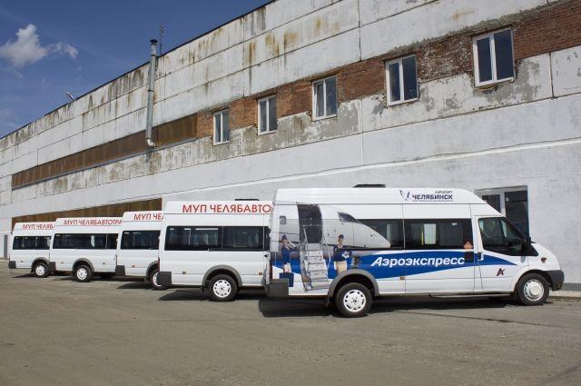 Челябинский автобусный парк пополнят автобусы малой и средней вместимости