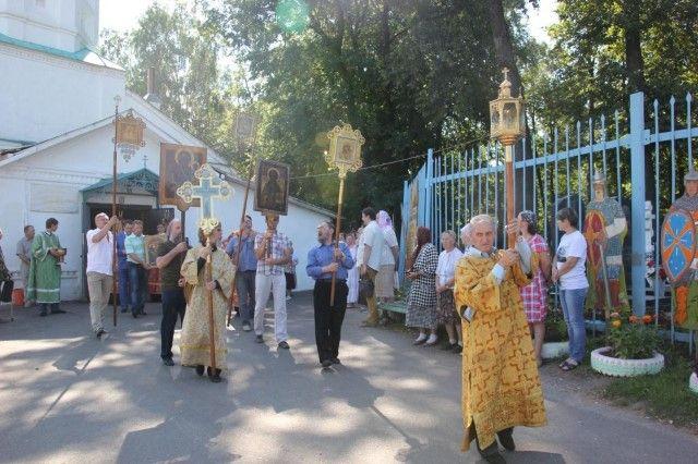 1 августа на Южном Урале начинается десятидневный крестный ход