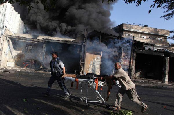 Движение ХАМАС потребовало немедленно снять осаду сектора Газа и освободить палестинских заключённых.