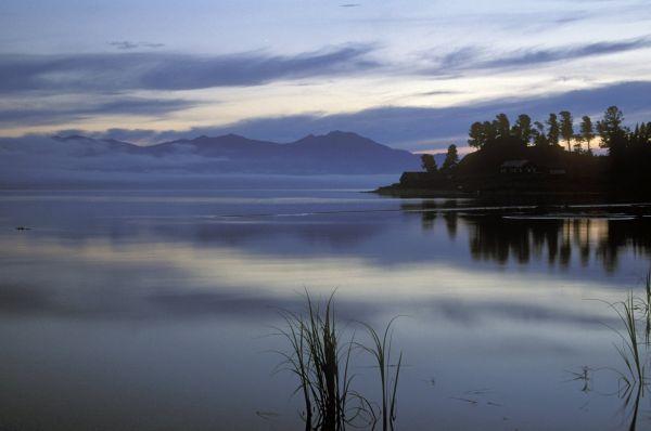 Озеро Байкал является одним из самых чистых на планете – объекты видны на глубине до 40 метров.