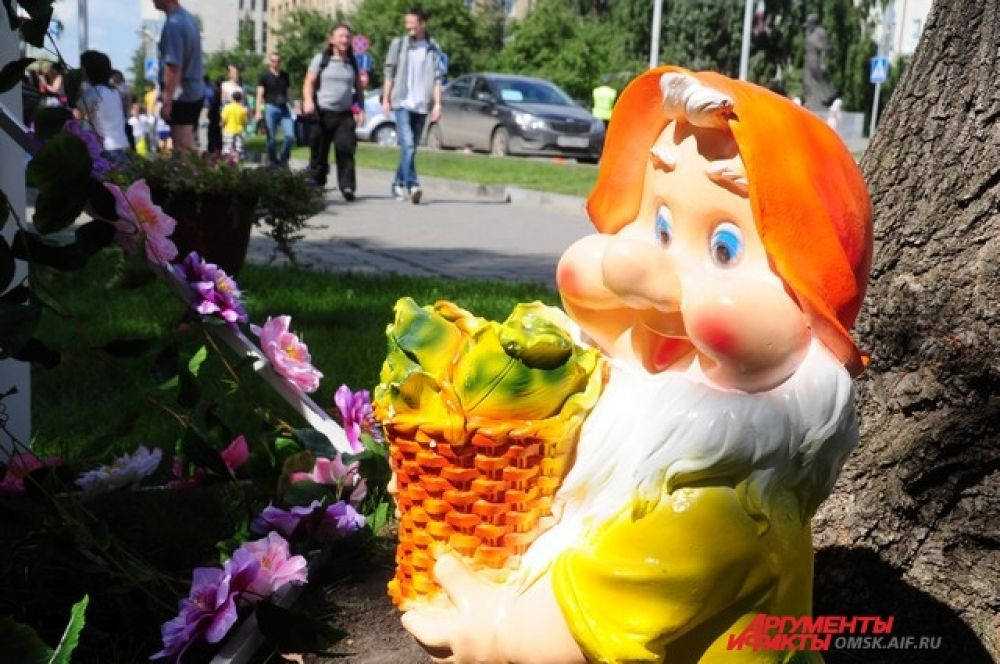 Выставка «Флора-2014» в Омске.