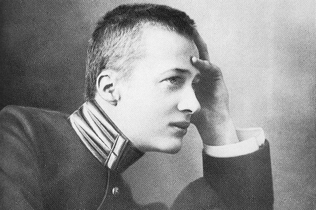 Олег Константинович Романов. 1910 год.