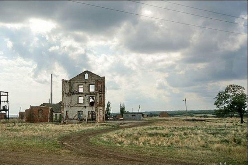 Парамоновская мельница в ст. Хорошевской