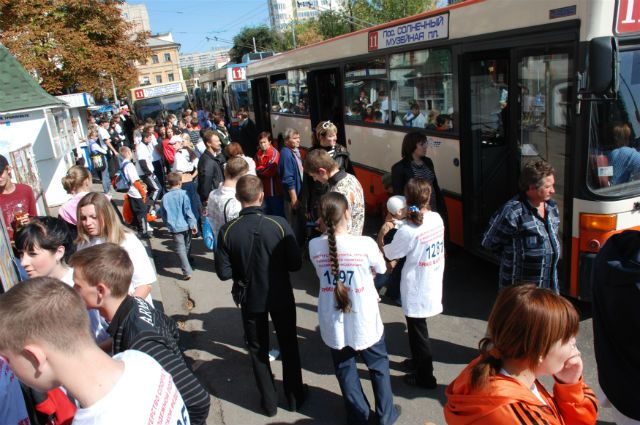 Автобусы №15 и №16 изменили маршрут движения в Челябинске