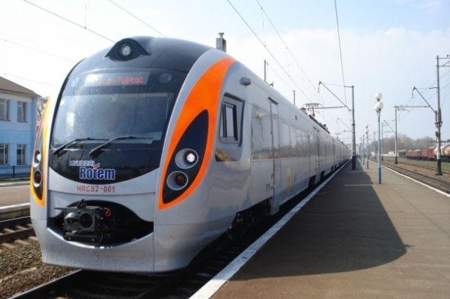 поезд Интерсити