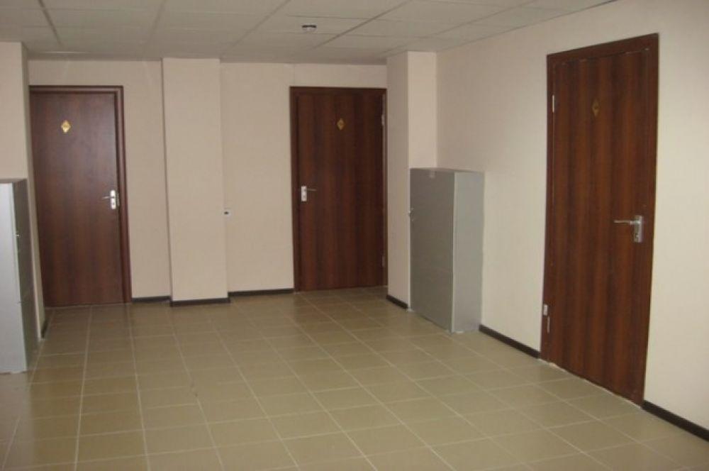 В новых зданиях общежитий ЮФУ.