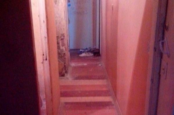 И такое можно увидеть в коридорах старого общежития ЮФУ.