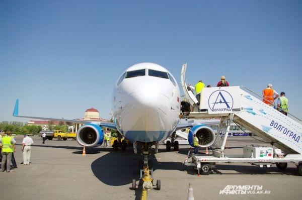До конца года по маршруту Москва-Волгоград планируется перевезти до 60 тысяч пассажиров.