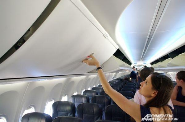 С собой на борт пассажиры могут взять бесплатно 10 килограмм багажа. За остальное придется заплатить.
