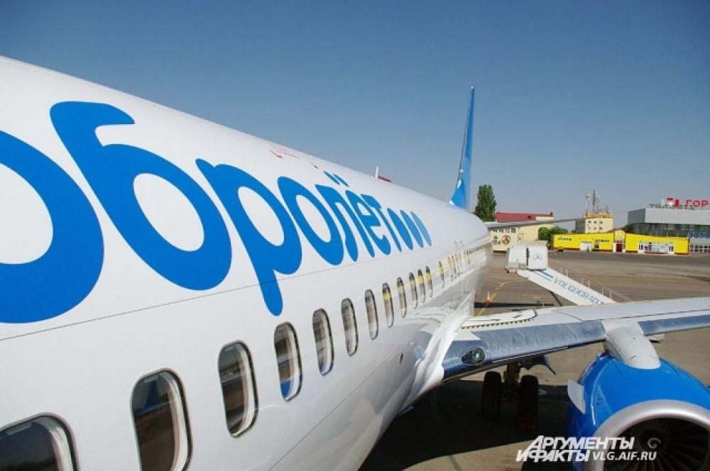 Летать волгоградцы будут на новом Boeing-737.