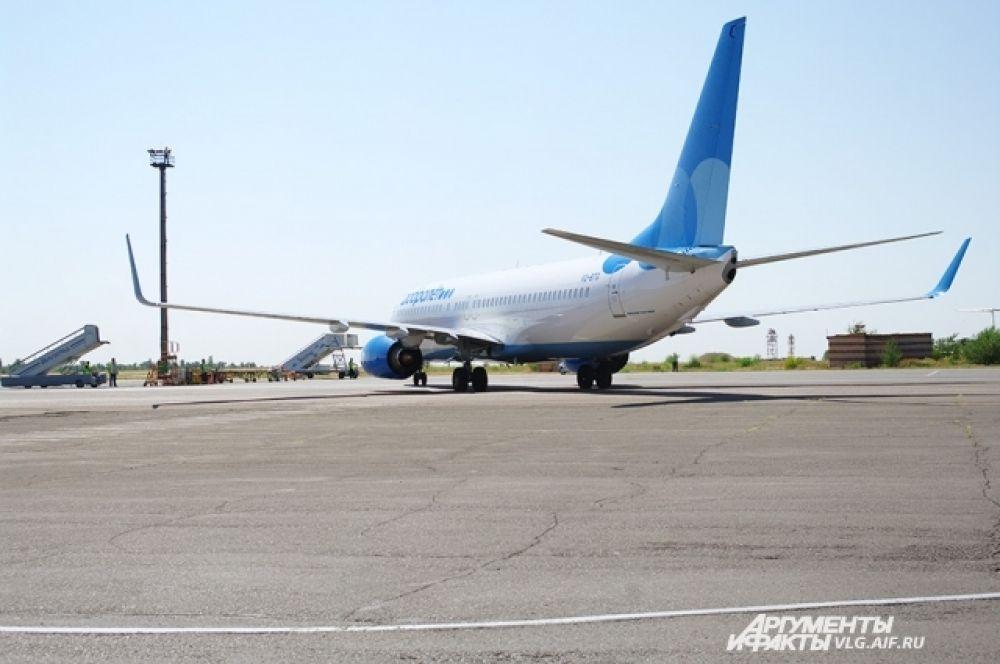 Самолет «Добролета» будет летать в Москву из Волгограда каждый день в 11.30.