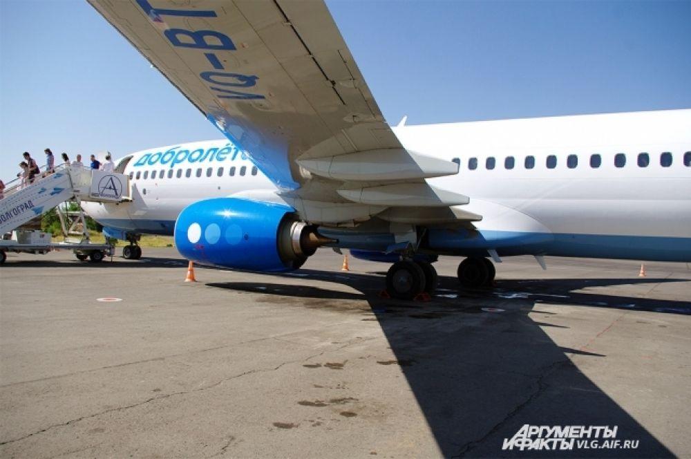Волгоград стал вторым после Симферополя городом, в котором появился дешевый рейс до Москвы.