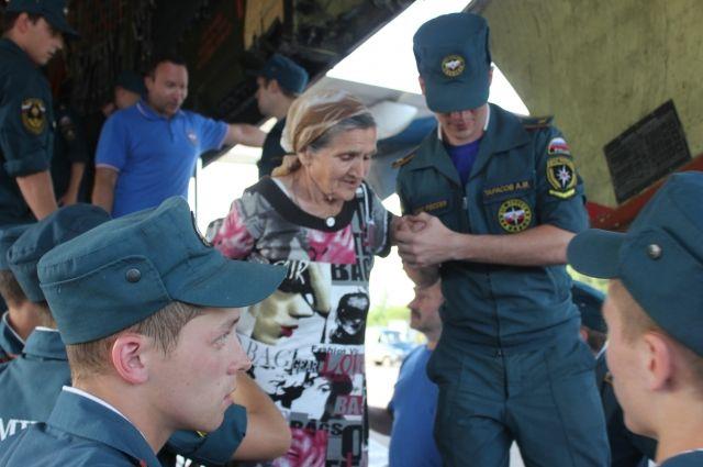 В Екатеринбург прибыл спецрейс с украинскими беженцами