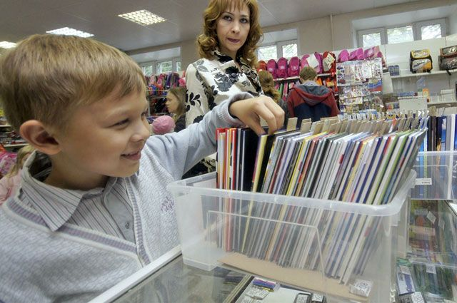 Всё необходимое для школы можно купить в Иркутске по 13 августа.