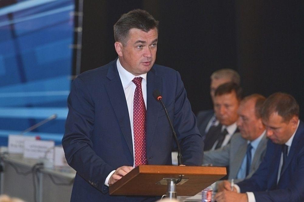 Также на заседании Миклушевский объявил о создании Союза горнопромышленников Приморья.