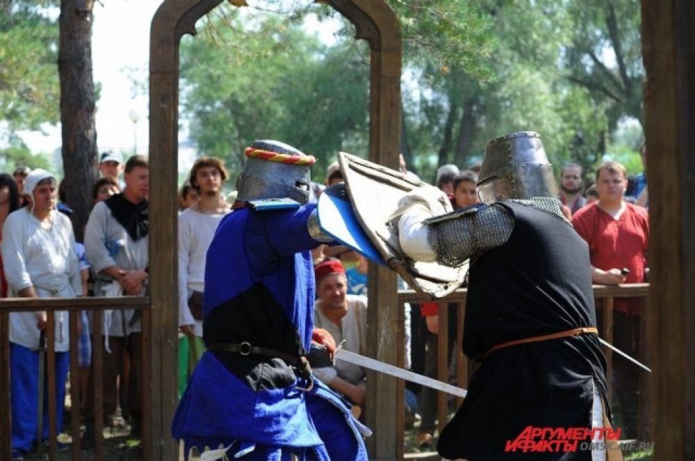 Фестиваль «Щит Сибири».