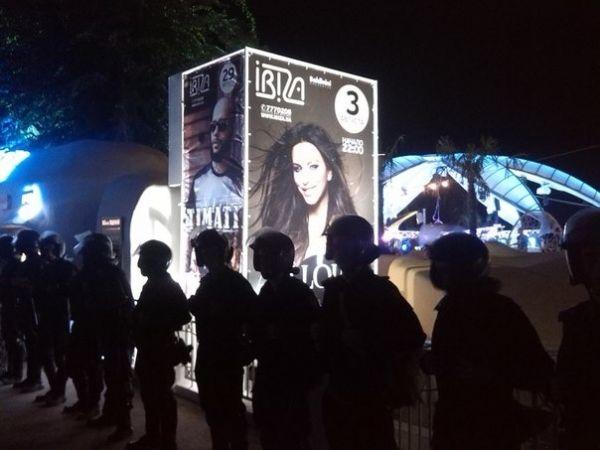 Концерт Ани Лорак в Одессе