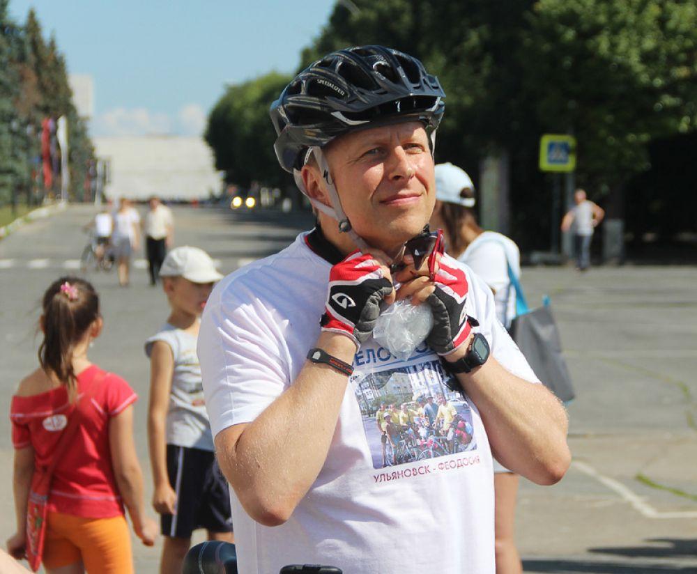 Первые три дня путешественников будет сопровождать депутат Государственной Думы Вадим Харлов.
