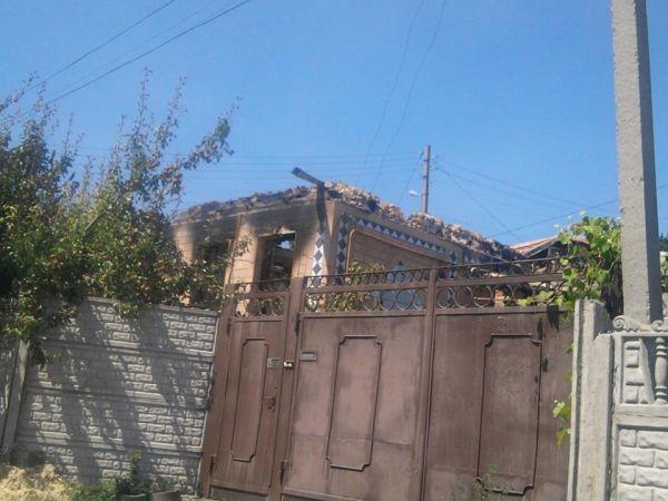 Луганск после трехнедельного артобстрела