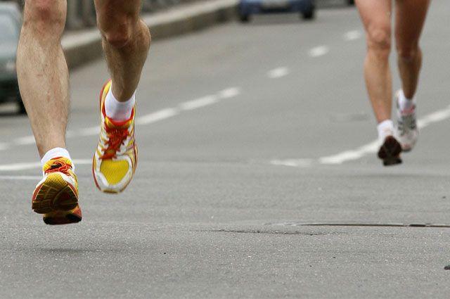 В Иркутской области живут лучшие бегуны.