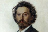 Илья Репин. Автопортрет. Холст, масло. 1844