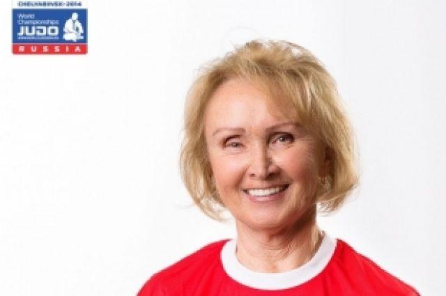 Волонтером чемпионата мира по дзюдо в Челябинске стала 68-летняя американка