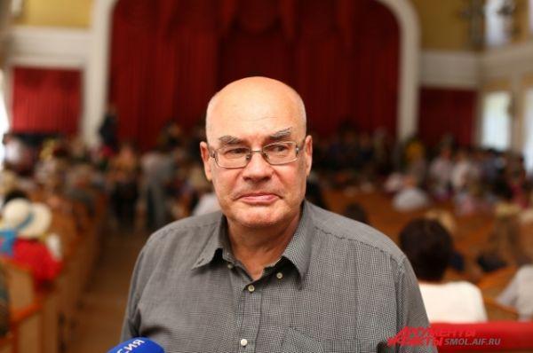 Брат Ольги Воронец, Николай Чернов.